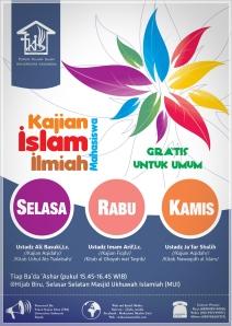 Poster Kajian Ilmiah FKI UI 2013