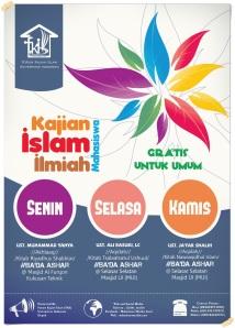 Poster Kajian Ilmiah UI 2013