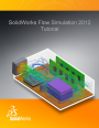 Flow Simulation 2012 Tutorial (.pdf)