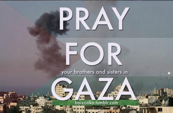 Do'a Untuk Gaza