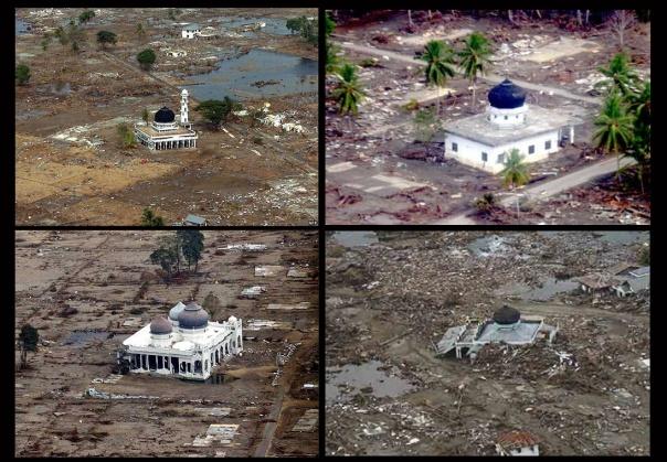 masjid pasca tsunami aceh